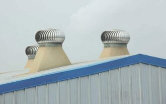 frp air ventilators