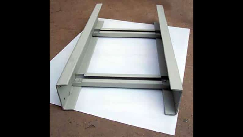 Fiberglass Cable Tray Frp Grp Cable Tray Manufacturer Vapi