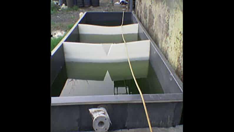 HDPE Pickling Tank Vapi