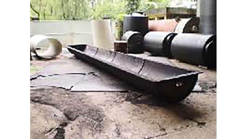 HDPE Pickling Tank