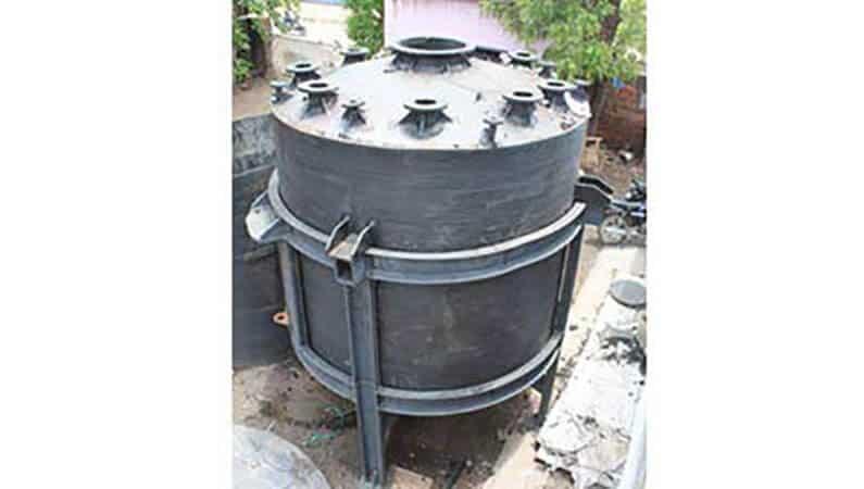 HDPE Reactor