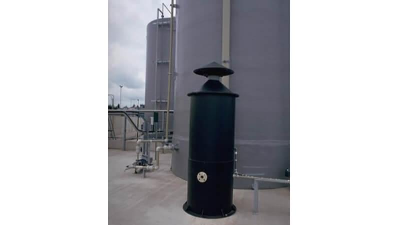 HDPE Scrubber Manufacturer