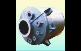 pp frp pressure vessels