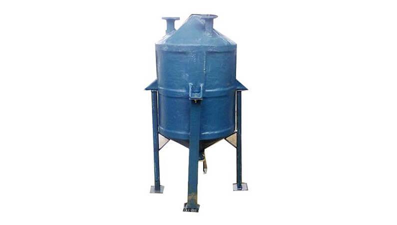 PP FRP Vacuum Receiver