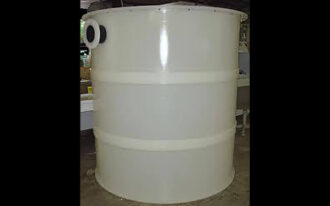 PVDF Acid Storage Tank