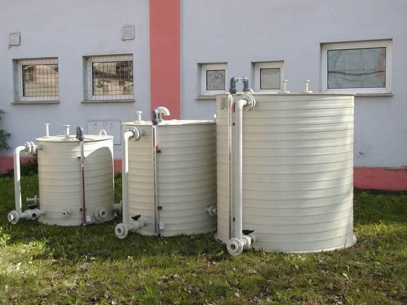 PVDF Tank